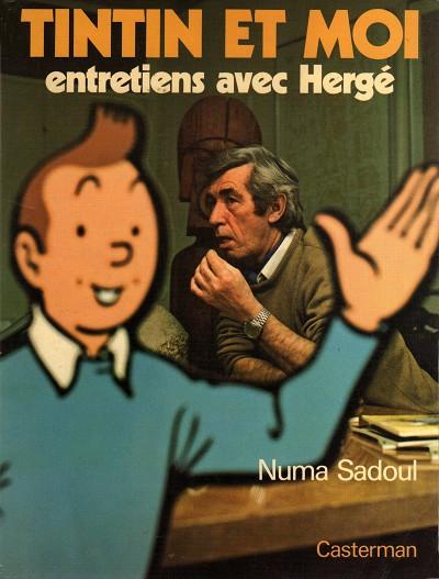 Numa-Sadoul_entretiens-Herge_1975